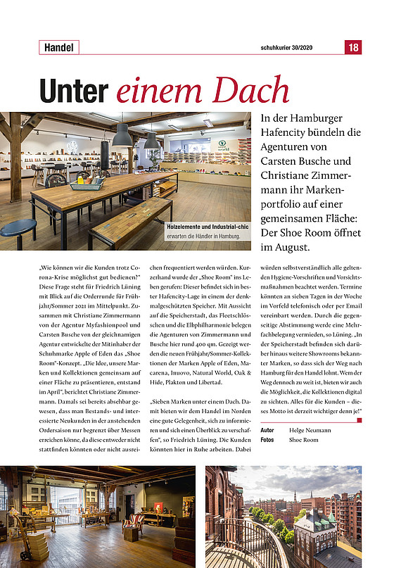 Schuhkurier 30/2020 page 18